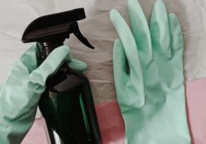 Como higienizar as áreas comuns?